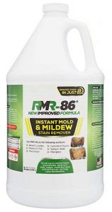 Mold & mildew stain remover by RMR-86
