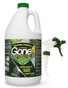 Algae removal product