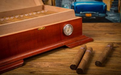 cigar humidifier