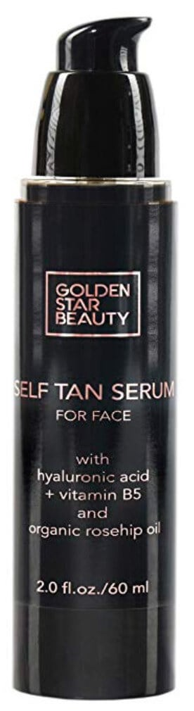 Face tanner for face