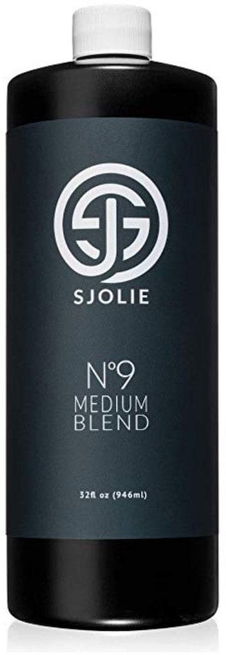 Sjolie sunless tanning solution