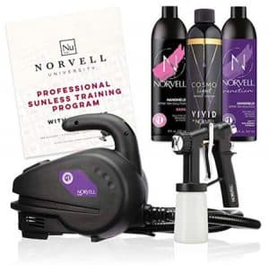 Norvell tanning solutions kits