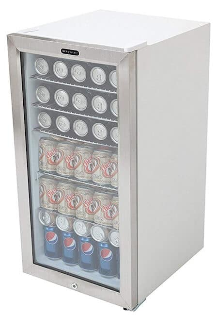 Steel Beverage Chiller