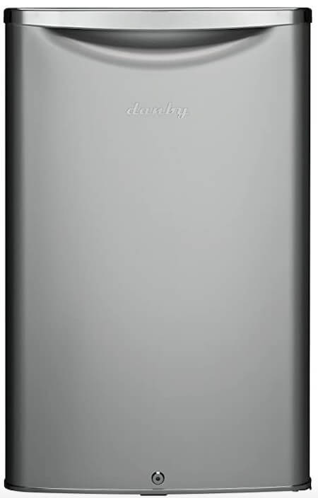 Danby silver color drinks cooler