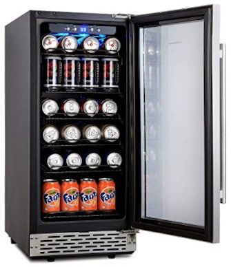 Phiestina 100 can capacity beverage cooler