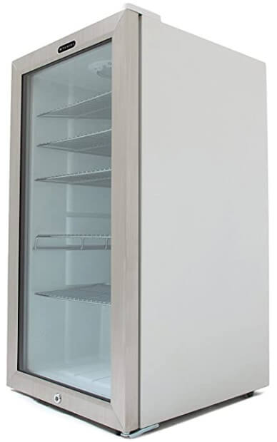 Whynter beverage icebox