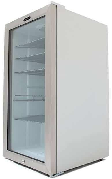 Whynter beverage icebox