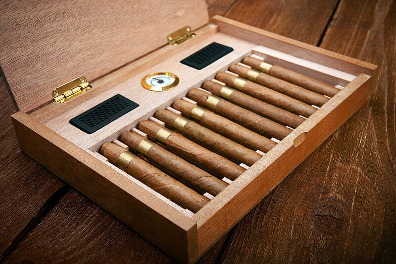 Best Humidors For Your Cigars