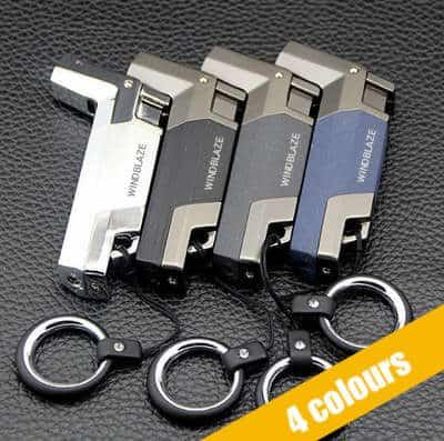 4 color variation lighters
