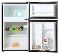 Midea Compact energy efficient fridge freezer combo