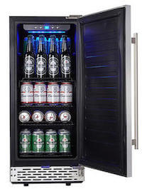 beverage cooler unit by Phiestina