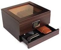 cigar humidor made from cedar wood