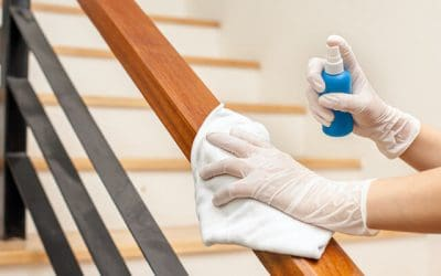 what is deep cleaning a house