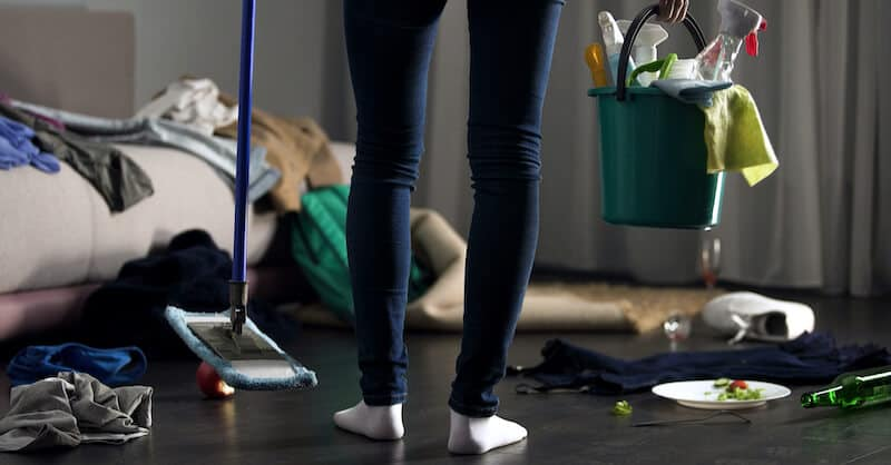 How To Remove Dirt From Your Home