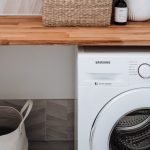 How much power does a washing machine use on standby?